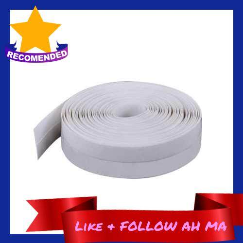Best Selling Door and Window Seals Door Bottom Windproof Insect-proof Window Insulation Adhesive Tape White&45mm (White)