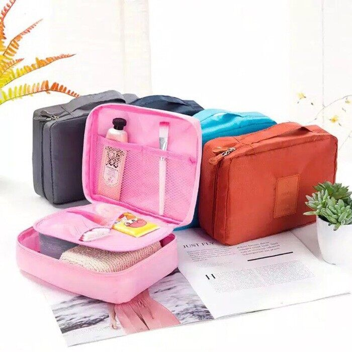 Travel Multi Pouch Version 2.0 Cosmetic Make Up bag