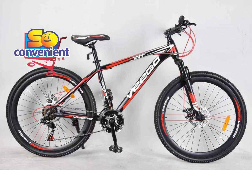 26  Veego Bicycle 2610 with Stell Frame