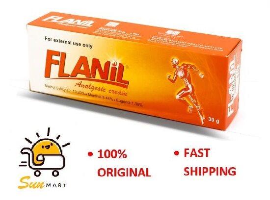 Flanil Analgesic Cream (30G)