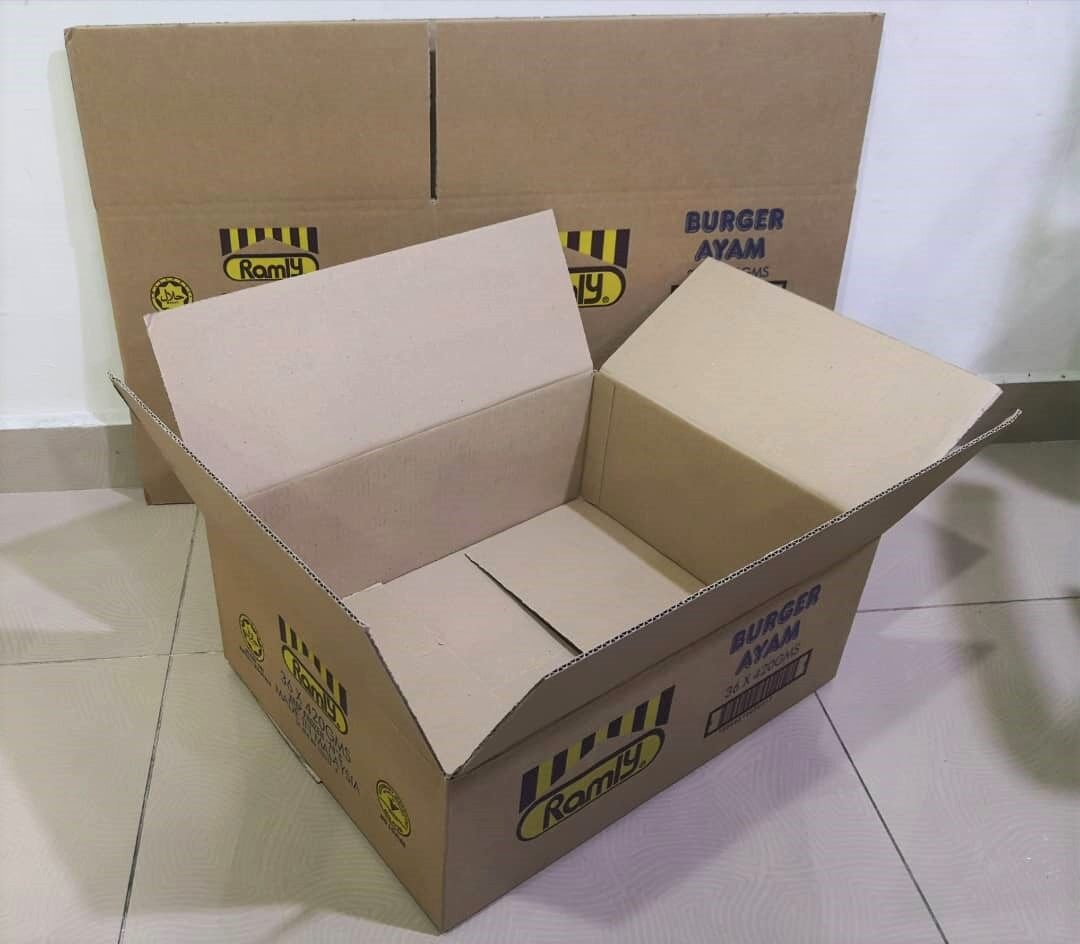 15pcs Printed Carton Boxes (L450 X W343 X H170mm)