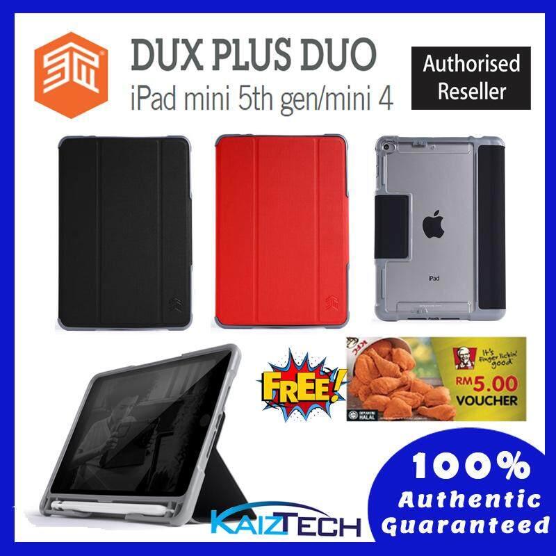 Original STM Dux Plus Duo Case for iPad Mini 5th gen/Mini 4