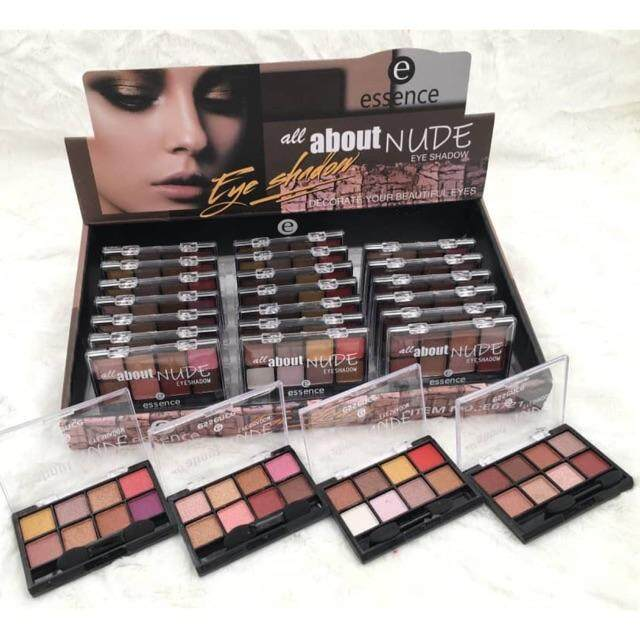 FREE GIFTAll About Nude Eyeshadow Essence / Offer Eyeshadow