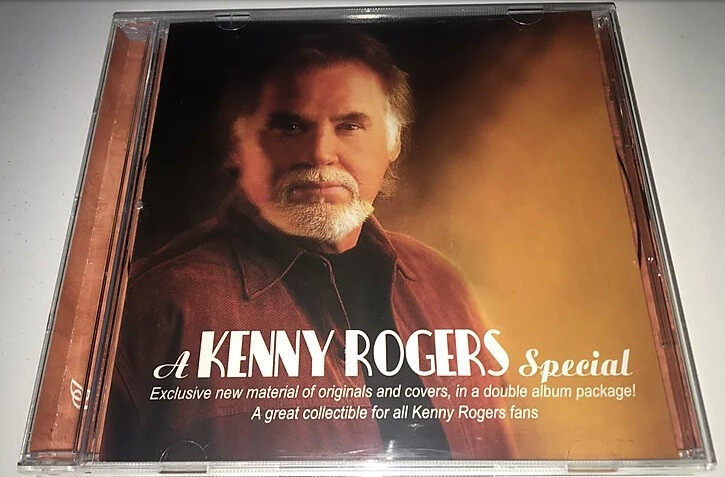 A Kenny Rogers Special 2CD