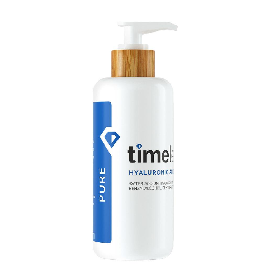 Timeless Hyaluronic Acid 100% Pure Serum - 240 ml face serum