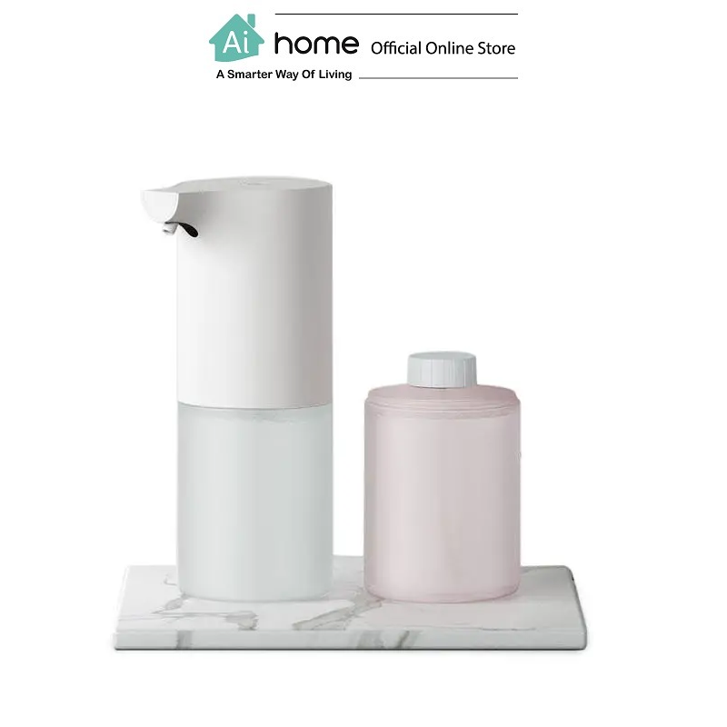 XIAOMI MIJIA Auto Foaming Hand Wash Dispenser + 350ml x 1 Pcs with 6 Month Malaysia Warranty [ Ai Home ]