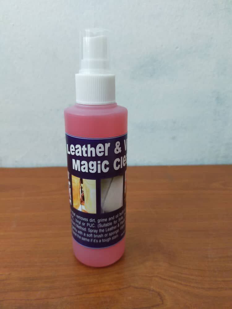 1pc of 150ml leather cleaner for car wash