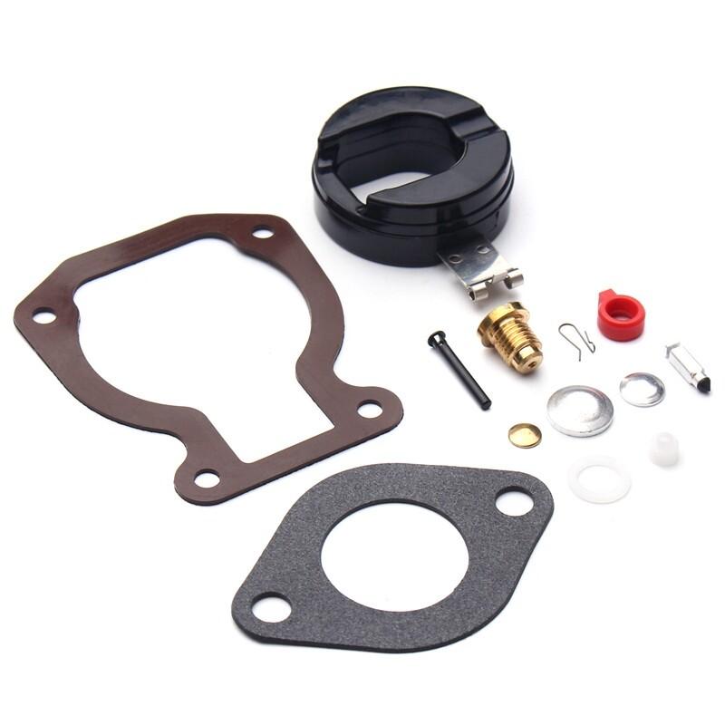 Automotive Tools & Equipment - Carburetor Repair Rebuild Carb Kit w/ Float For 4-15 hp Johnson Evinrude 398453 - Car Replacement Parts