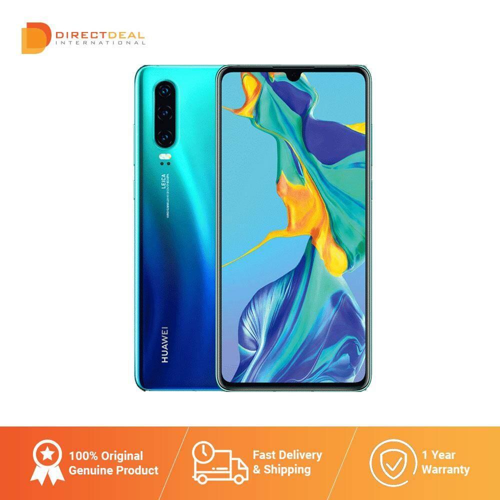 Huawei P30 8+128GB - Ori Huawei MY Warranty