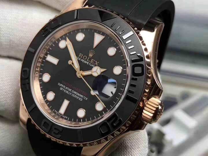 ROLEX_YACHT MASTER AUTOMATIC WATCH FOR MEN