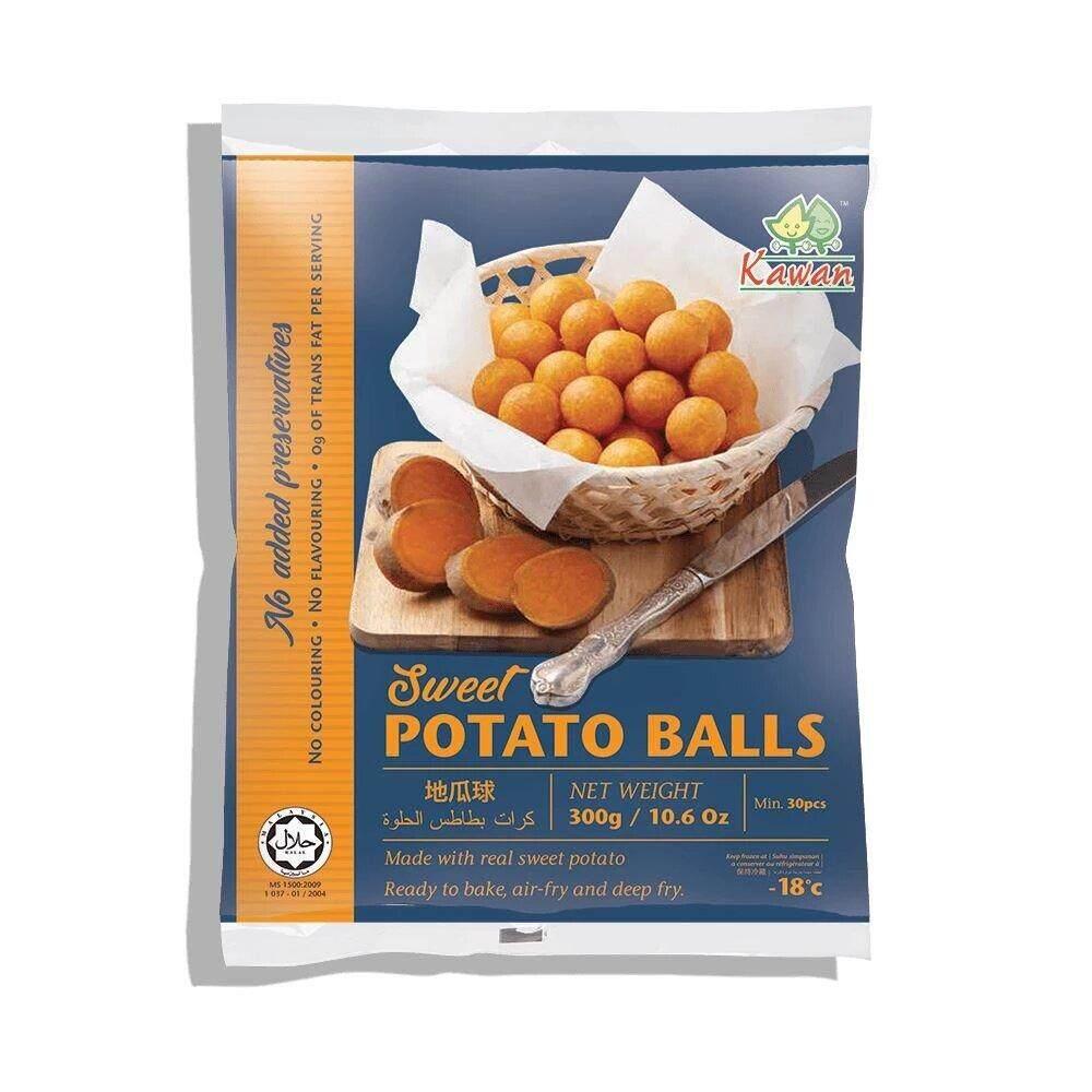 KAWAN Sweet Potato Ball (30pcs x 10g)