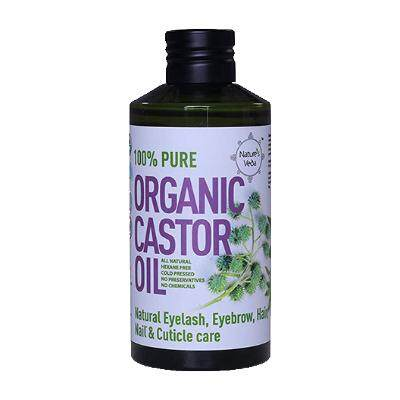 Castor Oil 100% Pure Organic 150ml