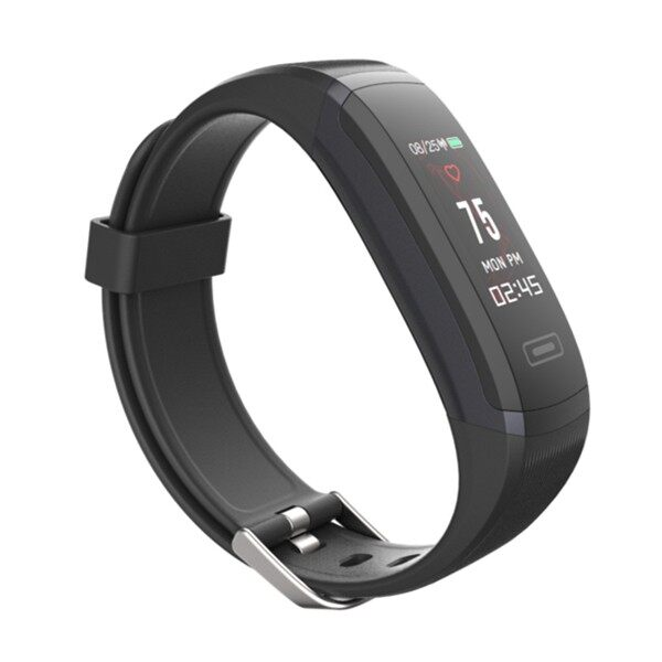 Chargers - GT101 0.96inch Color Screen Monitor BLUETOOTH Smart Wristband - BLUE / BLACK / RED