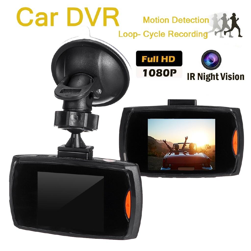 Vehicle GPS - 2.7'' 1080P HD 170 Camera Car Vehicle DVR Video Dash Cam Recorder Night Vision - Car Electronics
