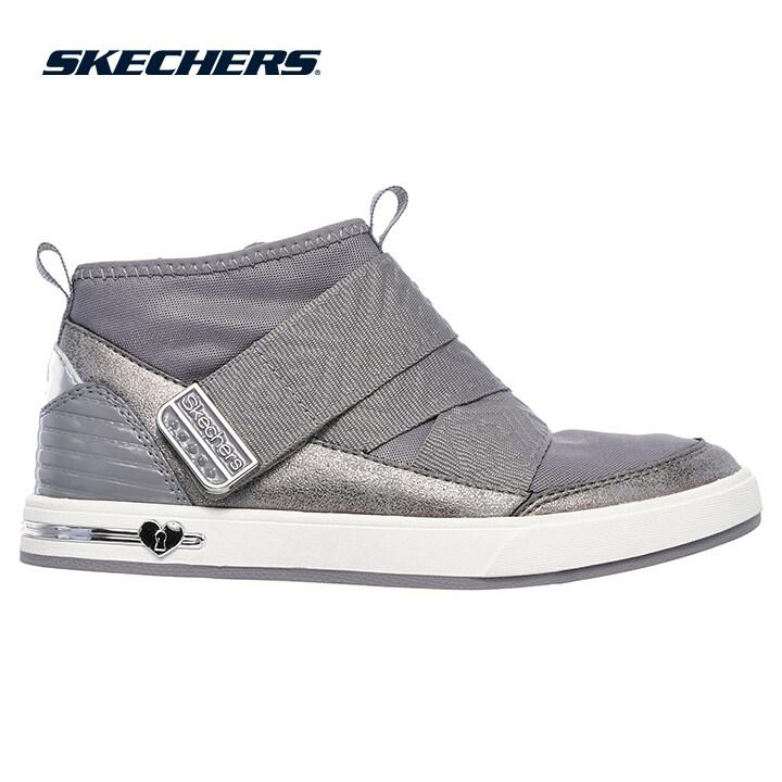 Skechers Shoutouts Girls Lifestyle Shoe - 84345L-CHAR