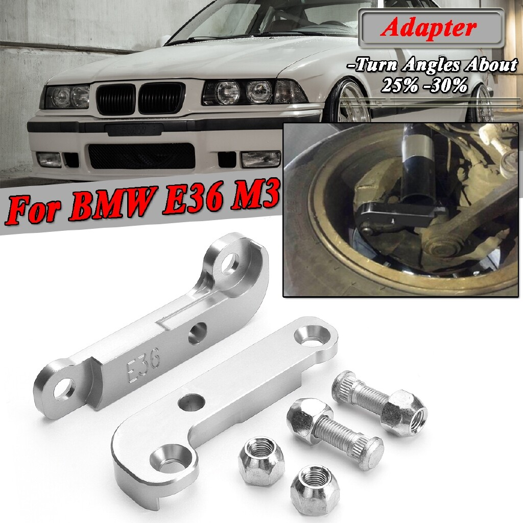 Automotive Tools & Equipment - Drift Lock Adapter Kit Drifting Increase Wheel Turn Angle 25%-30% For BMW E36 M3 - Car Replacement Parts