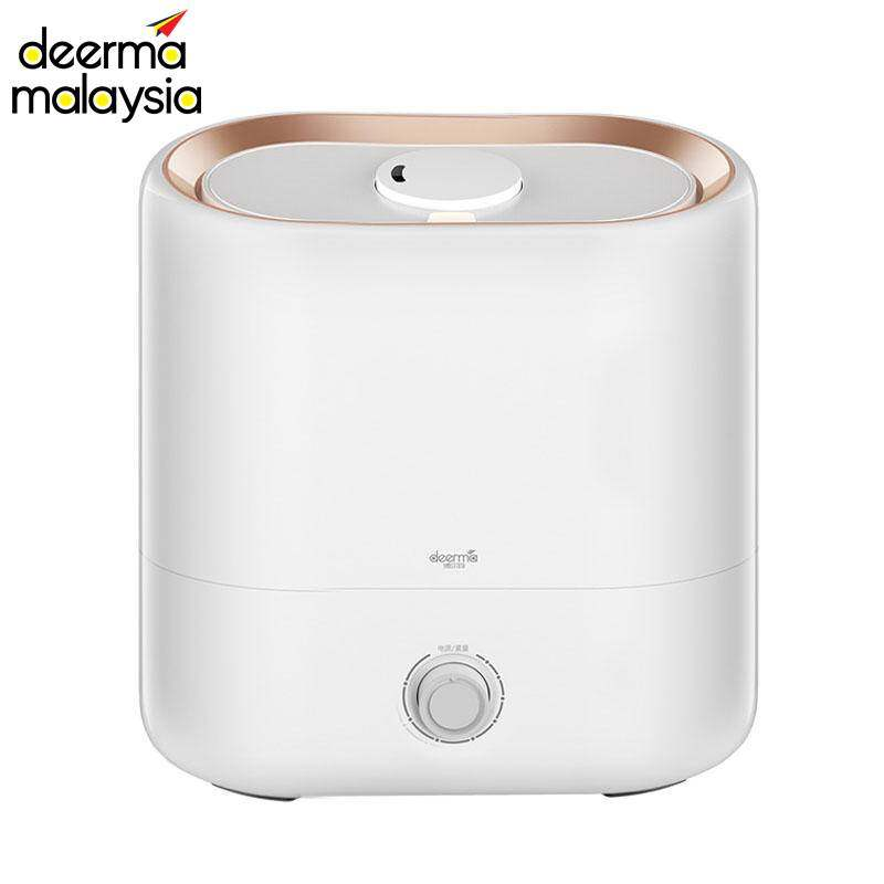 Deerma ST635 Air Humidifier Elegant White - 4.5L Water Tank Capacity