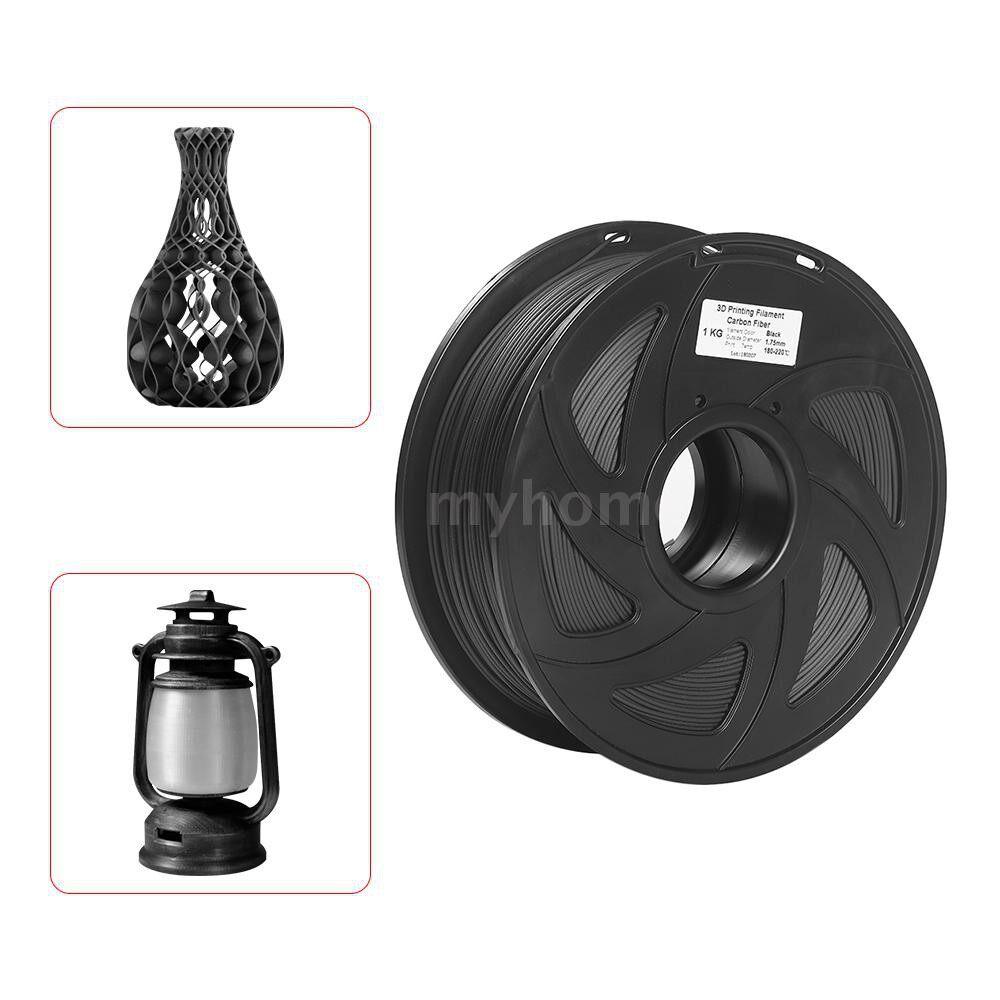 Printers & Projectors - 3D Printer Filament Carbon Fiber + PLA 1.75mm 1kg Spool Dimensional Accuracy +/- - Computer & Accessories