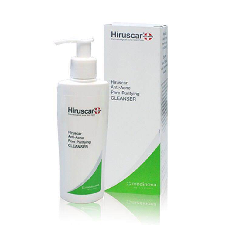 Hiruscar Anti Acne Cleanser 100ml