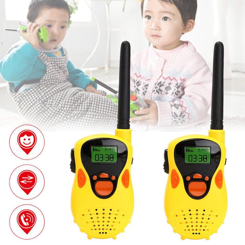 Gadgets - Durable WIRELESS Twin Kids Walkie Talkie 3050M Two Way Radio for Children G - Cool