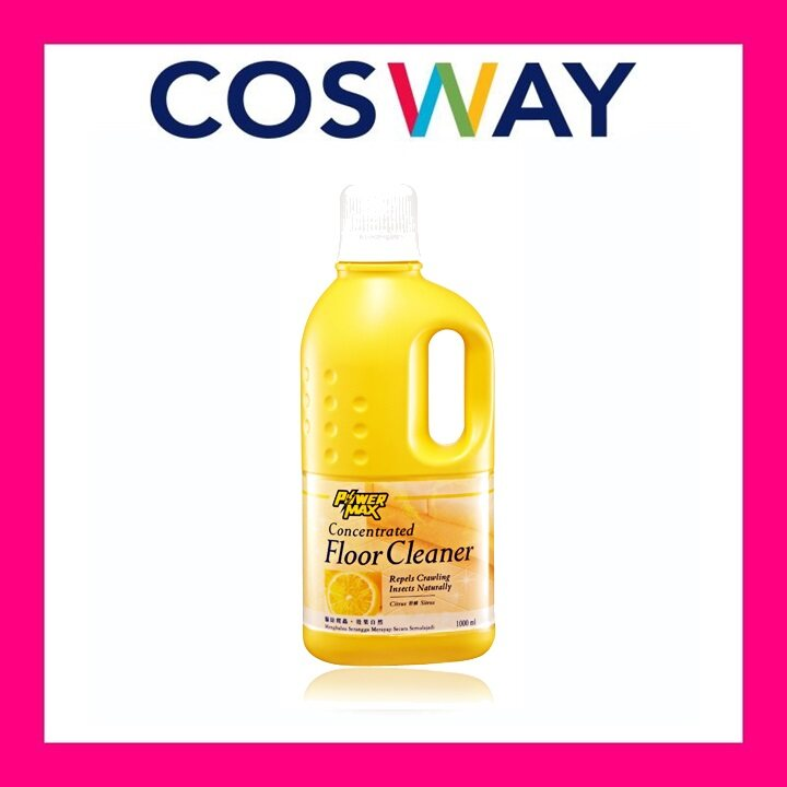 [Ready Stock] COSWAY Powermax Concentrated Floor Cleaner - Citrus