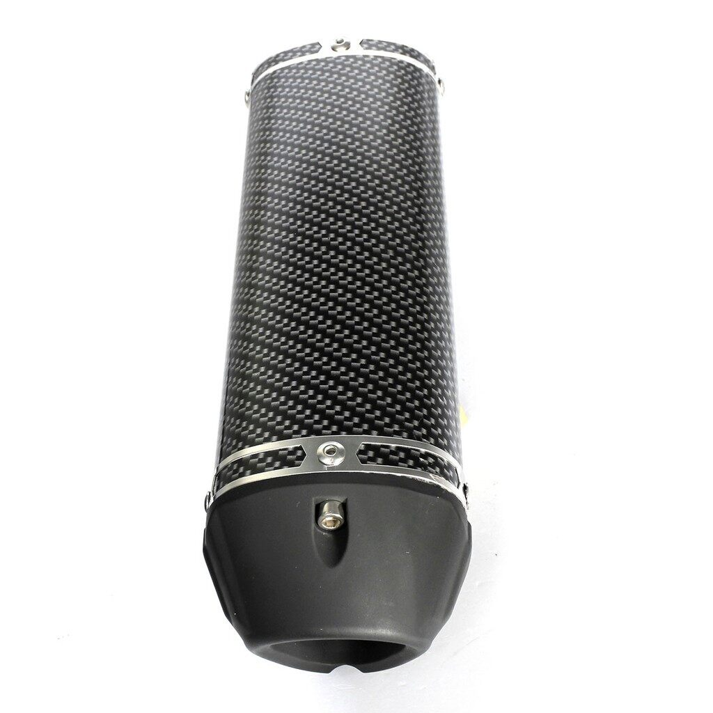 Moto Accessories - MaMotorcycle Exhaust Muffler with Removable Silencer - Motorcycles, Parts