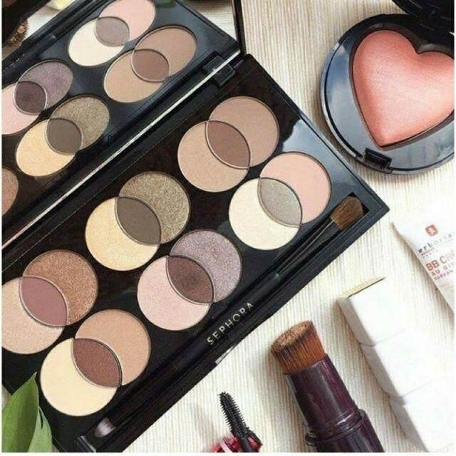 FREE GIFTMixology Blend Eyeshadow Palette Seph0ra