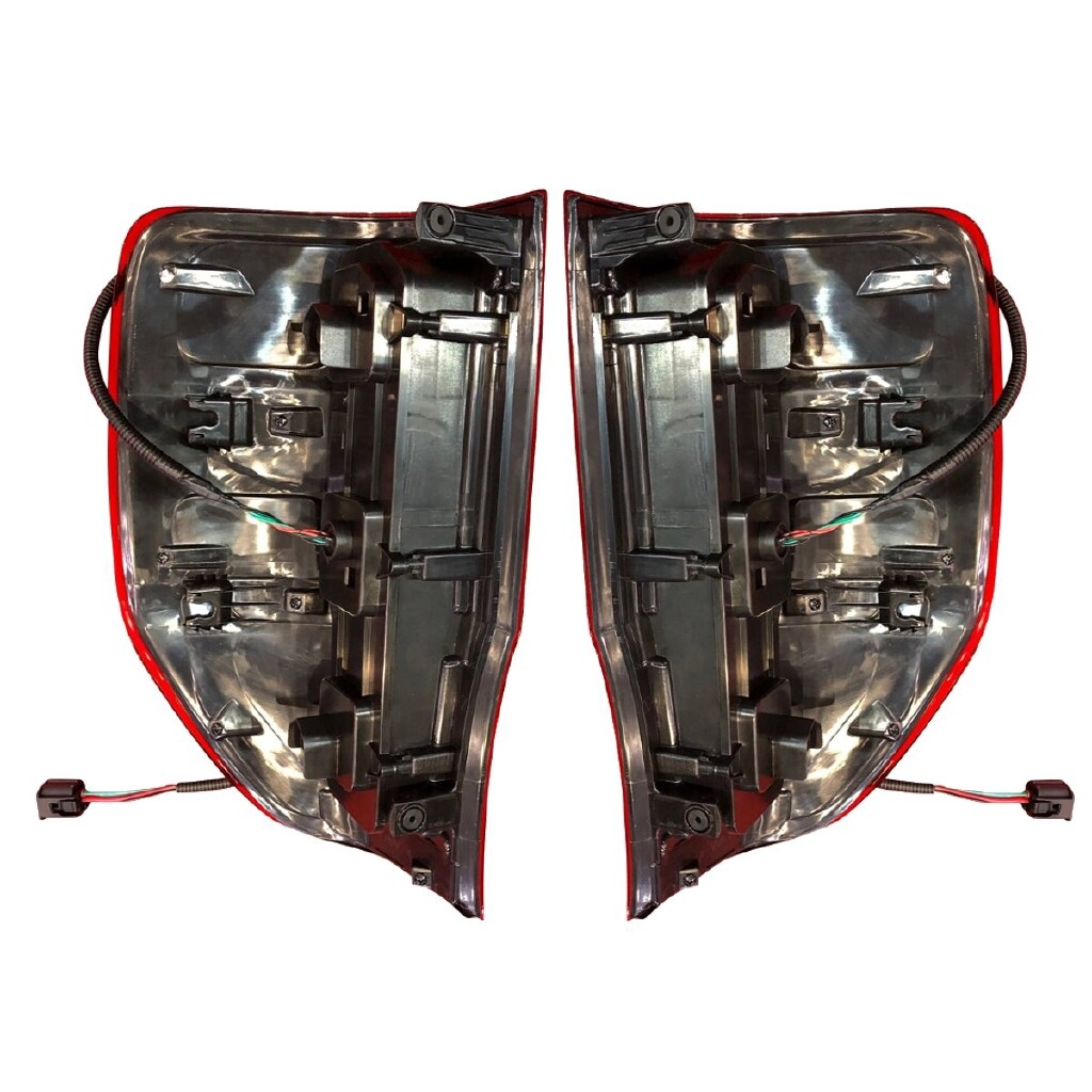 Car Lights - LED Tail Lights Lamps For FORD RANGER RAPTOR T6/T7/PX/MK1/MK2/WILDTRAK 2012- - Replacement Parts