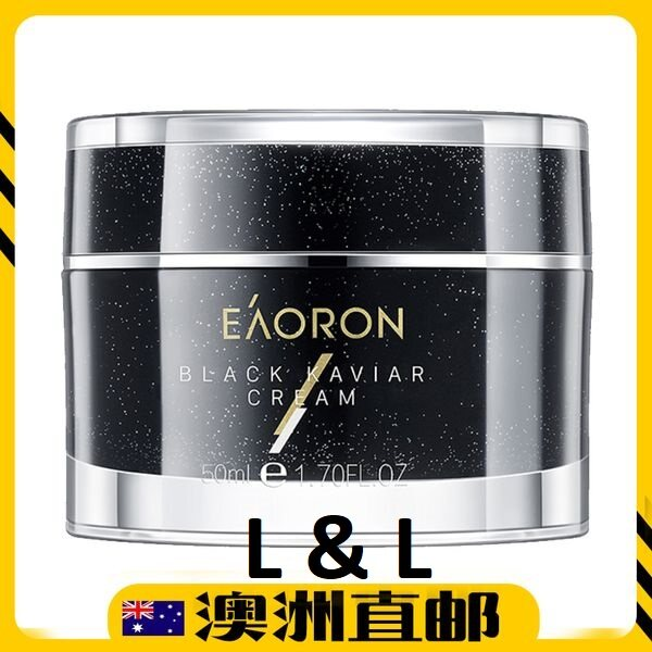 [Pre Order] Eaoron Black Kaviar Cream ( 50ml )(Made In Australia)