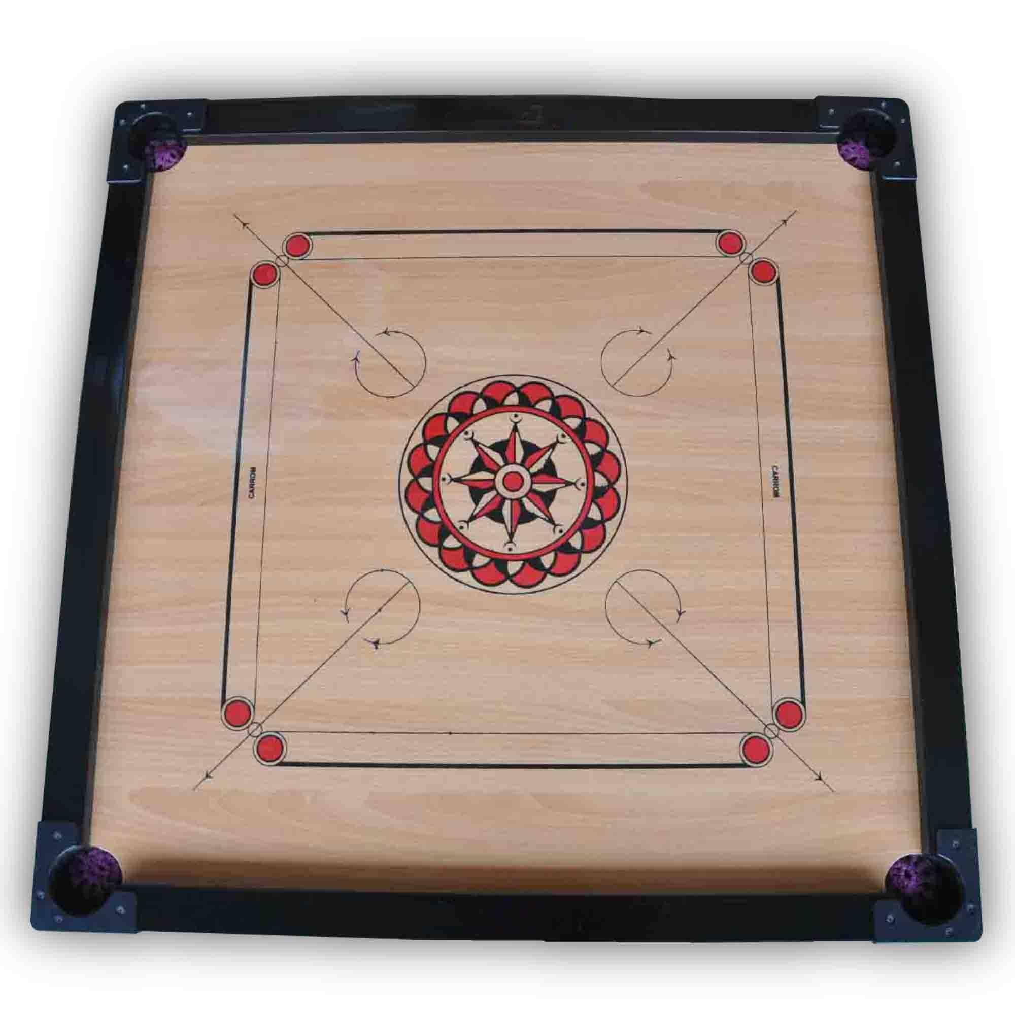 Carrom Board (Frame Size:830 X 830 X 35mm)