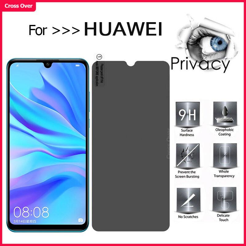 Huawei nova 2i 2lite 3 3i 3e 4 4e 5T 7 7i 7se Privacy Tempered Glass Anti-Spy