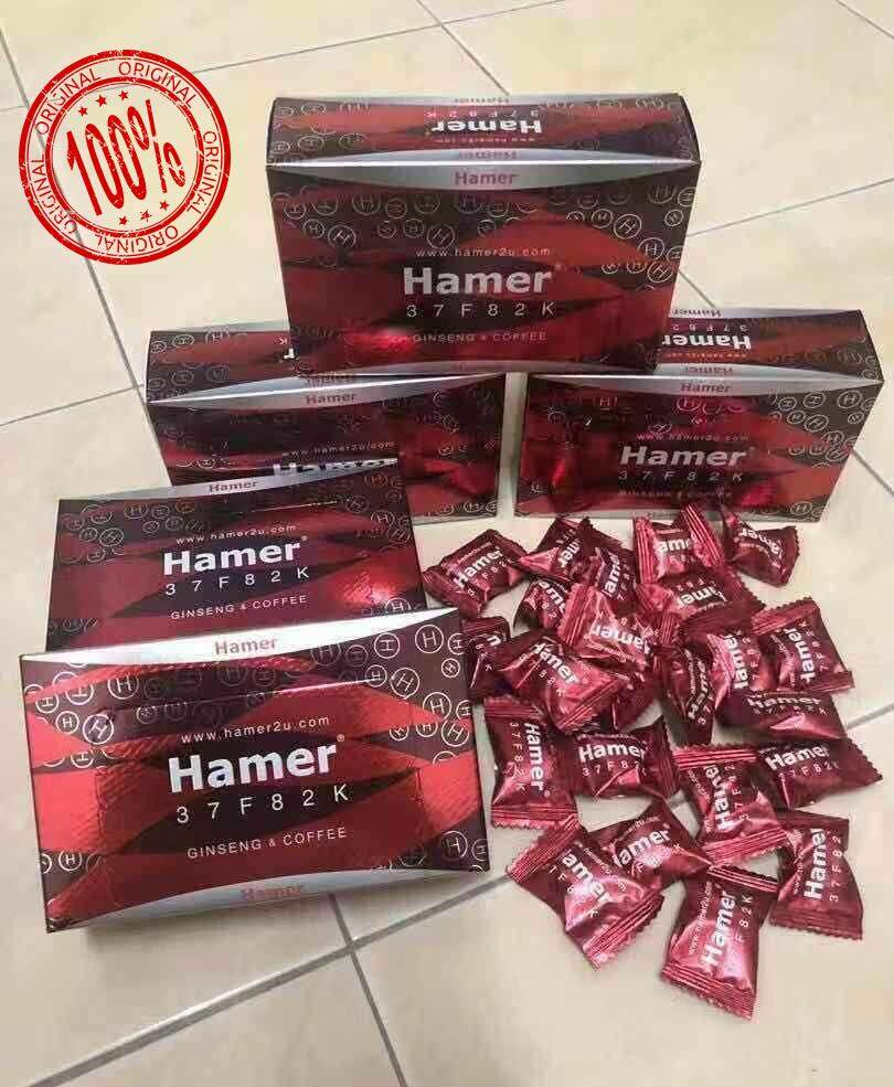 Hamer Ginseng Coffee Candy 30 pieces