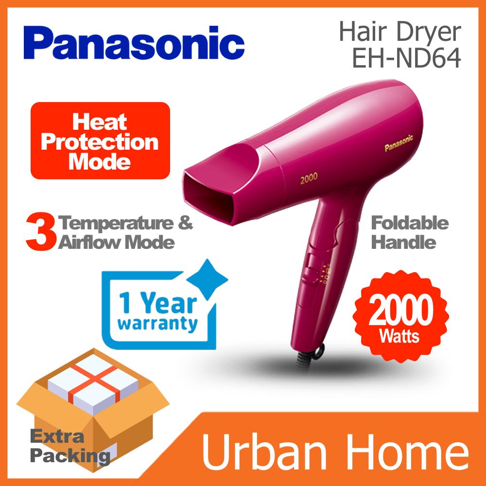 PANASONIC 2000w Hair Dryer Fast Dry Series (EH-ND64/EHND64)
