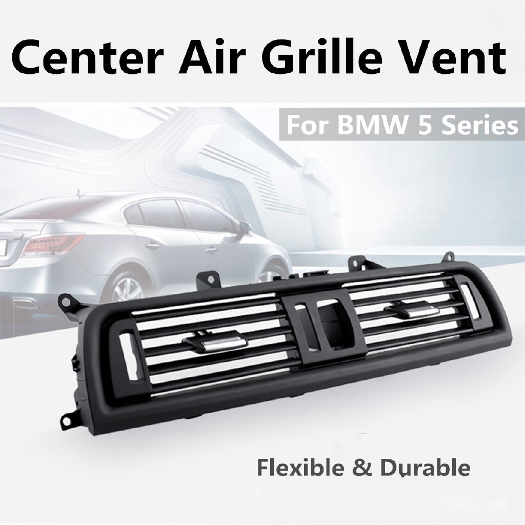 Automotive Tools & Equipment - Front Console Grill Dash AC Air Vent For BMW 5 Series 520 523 525 528 530 535 - Car Replacement Parts