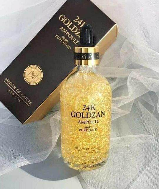 FREE GIFT24K Gold Serum Ampoule