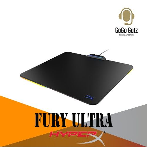 {HX-MPFU-M}{Ship Out Within 24 Hours} Hyperx Fury Ultra Gaming Mouse Pad - M