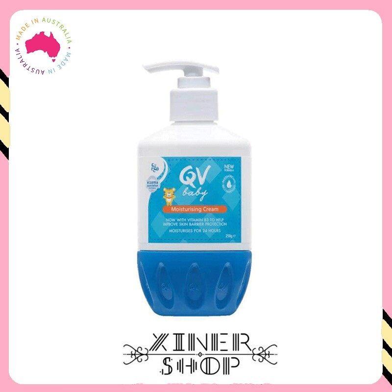 [Pre Order] Ego QV Baby Moisturising Cream Pump ( 250g )(Made in Australia)