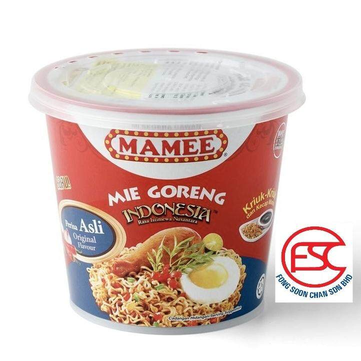 [FSC] Mamee Indonesia Mie Goreng Asli (Cup) 80gm x 6cup