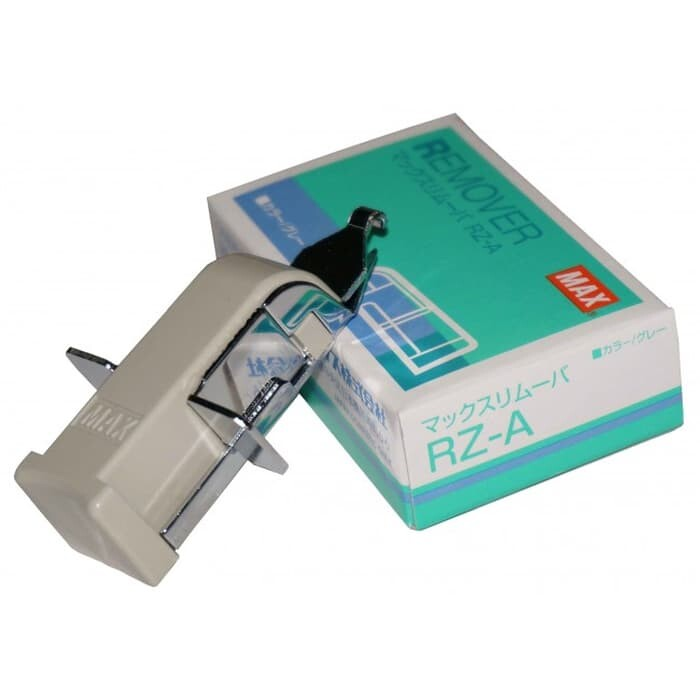 MAX Staples Remover RZ-A (Bullet remover)