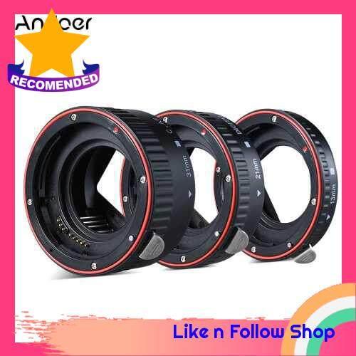 Andoer Macro Extension Tube (Black)