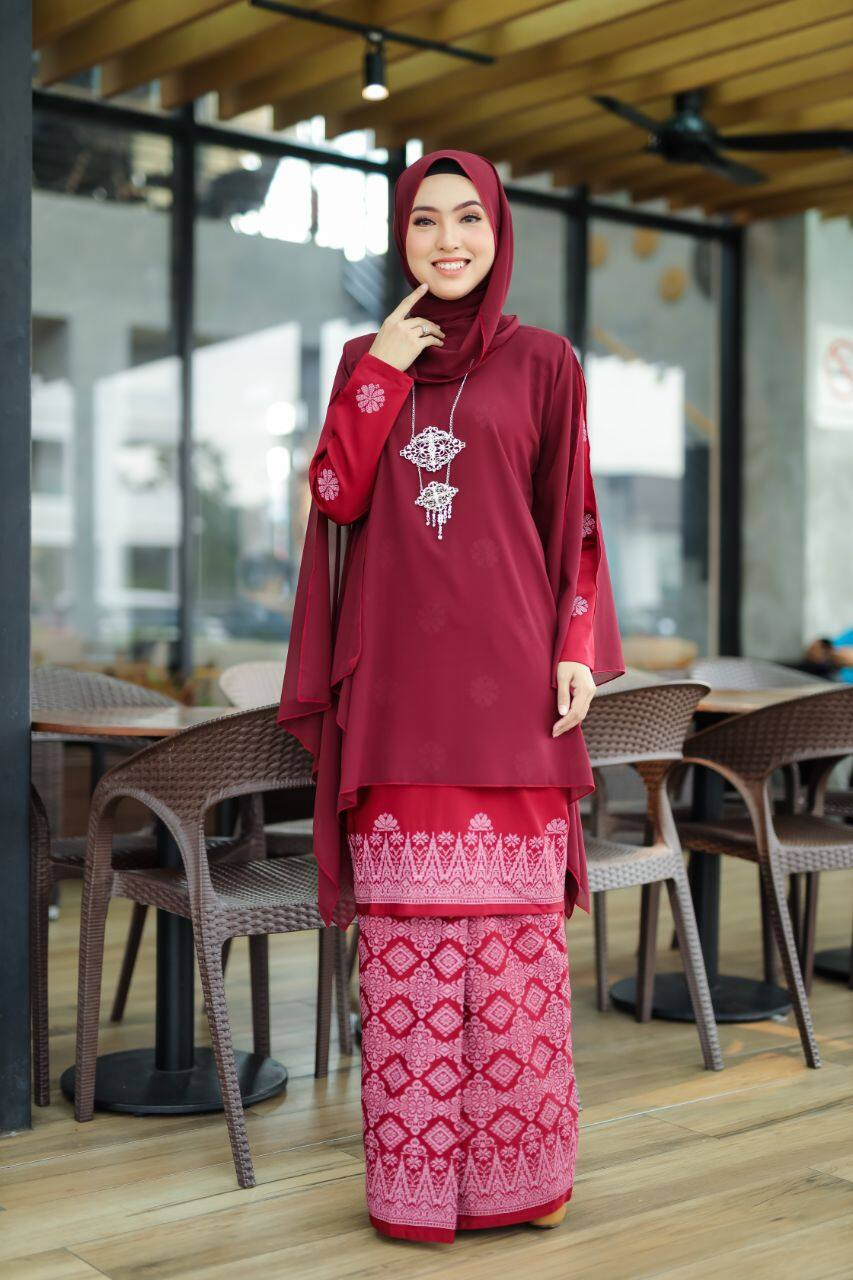 New Collection [NEW ARRIVAL] Kurung Queen This Month