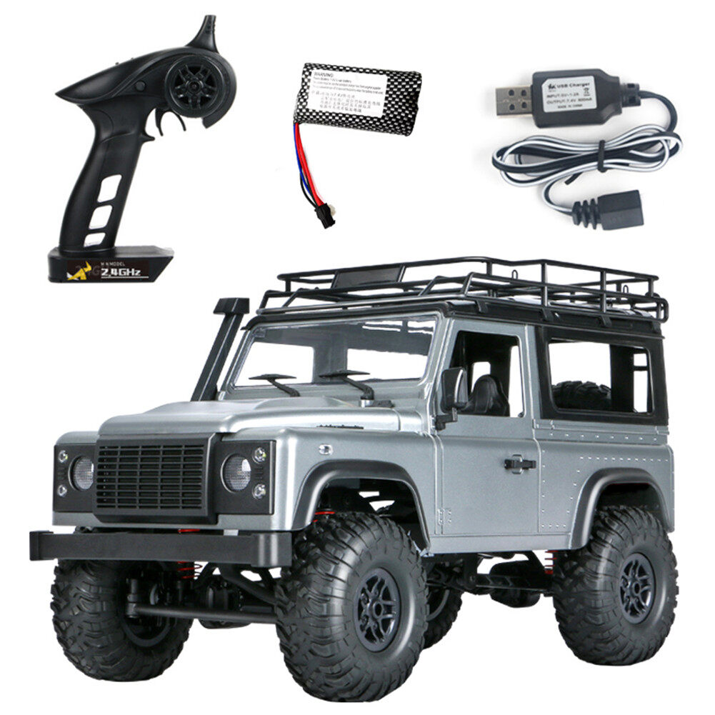 MN 99s 2.4G 1/12 4WD RTR Crawler RC Car Off-Road Buggy For Land Rover Vehicle Model