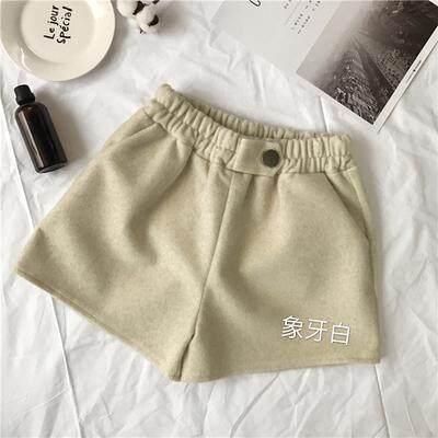 (PRE ORDER) WOMEN CASUAL WOODEN BOOTS SHORT PANTS