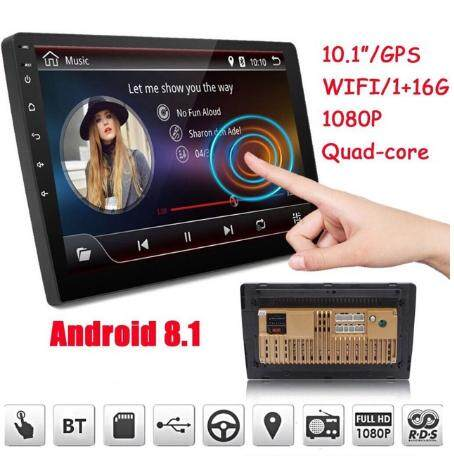 Myvi Icon Android Player 9inch Android 8.1Free Camera