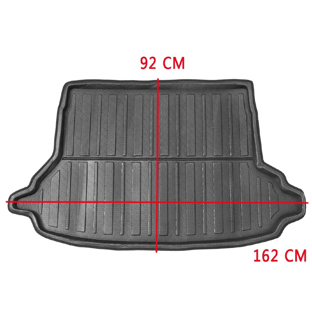 Floor Mats - Rear Trunk Mat Cargo Boot Liner Tray Protector Carpet For Subaru Forester - Car Accessories