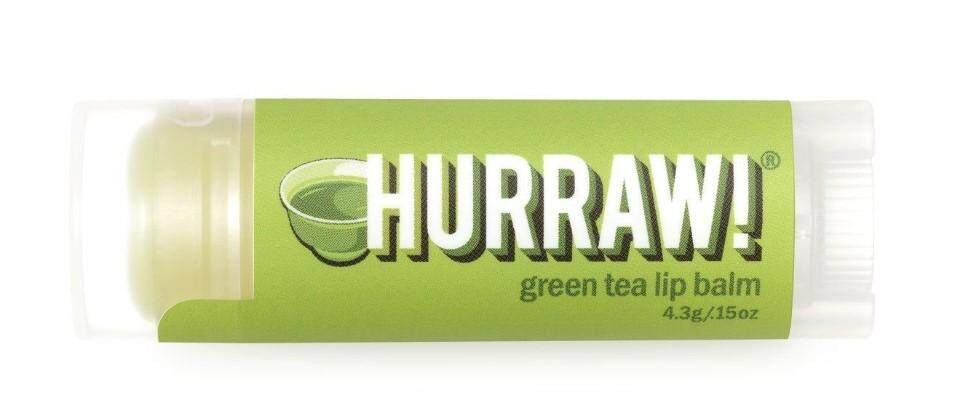 HURRAW GREEN TEA LIP BALM 4.8G