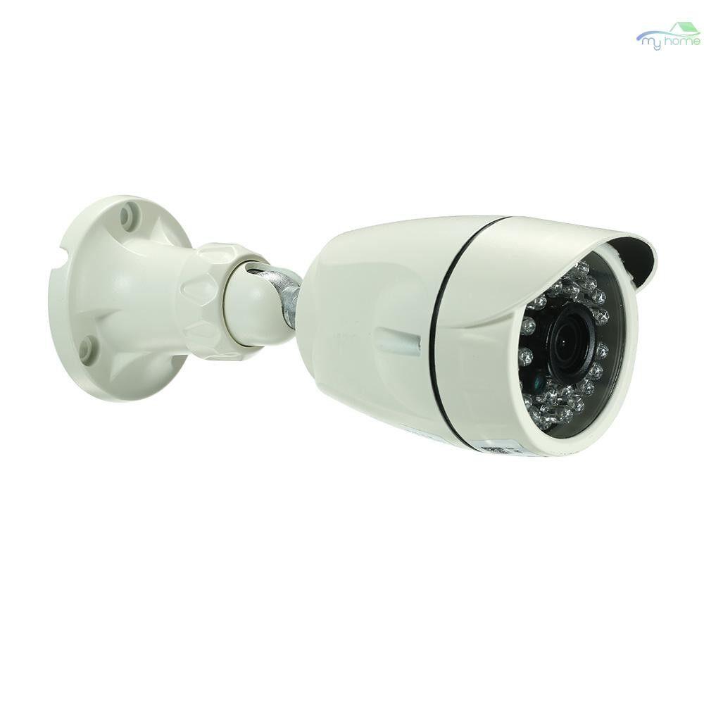 CCTV Security Cameras - 1080P HD IP Camera 2.0MP Bullet Cam 1/2.7 CMOS IR Lens 3.6mm H.265/H.264 Night View IR-CUT Network - Systems