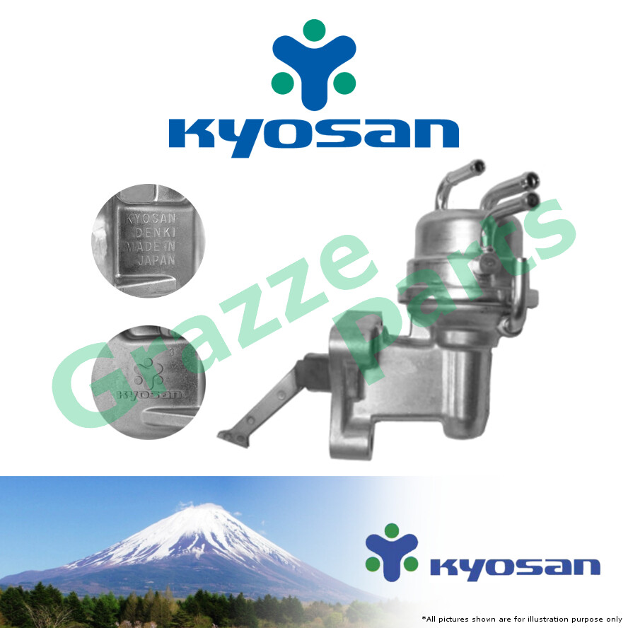 ? Kyosan ? Made In Japan Mechanical Fuel Pump MP791 for Mitsubishi Galant YD161