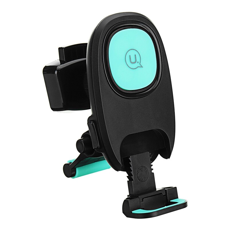Phone Holder & Stand - Bracket Car Holder Air Vent Stand for Xiaomi Mobile Phone - WHITE / BLACK