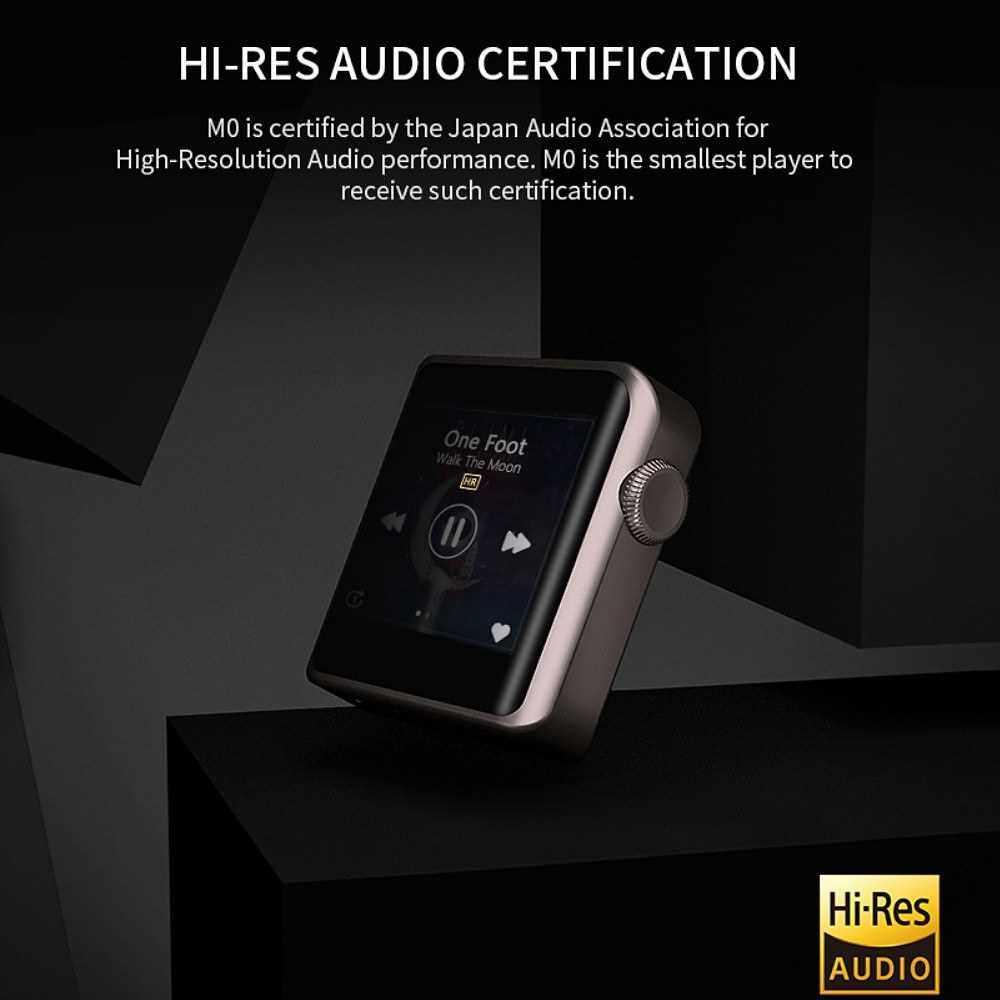 Xiaomi Shanling M0 MP3 Music Player (Black)